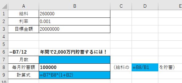 ゴールシーク(数式表示)
