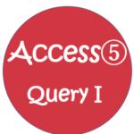 Accessクエリ作成